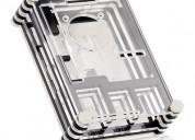 Case de 9 capas de acrilico para raspberry pi 4 -
