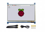 Pantalla touch capacitivo lcd(b) de 7 pulgadas, re