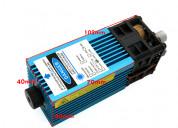 Láser de 500mw - 0.5w para grabado en madera y mdf