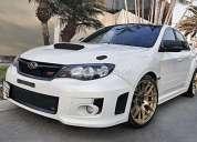 Subaru impreza wrx 2012 45700 kms