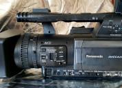 Venta de cámara de video profesional panasonic ag-