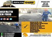 Venta a lima y provincias asfalto liquido rc-250