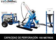 Hydrifort tmg-100 // extracciÓn, sondeo diamantino