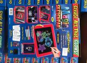 Magic pad (tableta de dibujo)