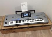 Aice new korg pa4x 76-note professional arranger w