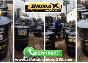 Emulsion modificada - css-1hp - brimax peru.