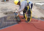Membrana asfaltica - rollo de 10x1- b.p