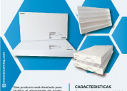 Cajas cartÓn plast para testigos / muestras