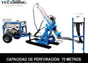 PerforaciÓn diamantina hydrifort tmg-50