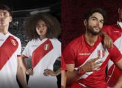 Camisetas marathon selección peruana fútbol en ven