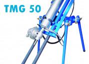 Equipo de peforaciÓn neÚmatico packsack tmg-50