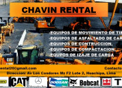 Chavin rental