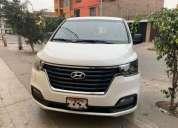 Alquiler minivan hyundai h1 full equipo
