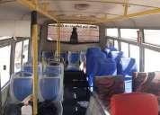 Vendo mini buss 27 psj. oportunidad.