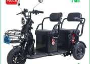 Oportunidad. greenline trimoto electrica de paseo tailg tm8