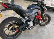 Vendo linda moto honda cb