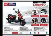 Vendo scooter liberty 150 lifan