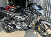 Motocicleta pulsar 125 ns, contactarse.
