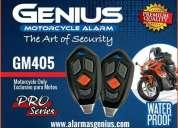 Alarma para moto lineal seguridad honda yamaha