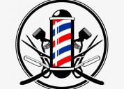 Barbero con experiencia para distrito de magdalena
