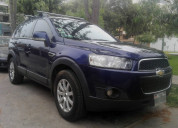Vendo chevrolet captiva 2011