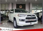 Toyota 4 runner limited 2016 41009 kms