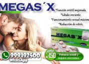 Potencia sexual masculino / megasx perú