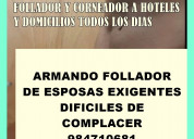 Armando corneador maÑoso morboso