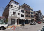 Alquiler local comercial - centro de chiclayo