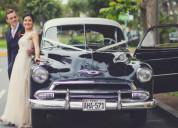 Carcochitas y autos clasicos para paseos y bodas