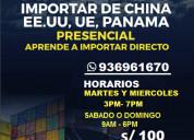 Curso prÁctico de importaciones + asesoramiento