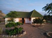 Casa de playa en venta y terreno 2 mil m2