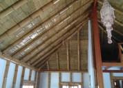 Terreno 2 mil m2 y casa amoblada, en venta
