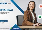 Diplomado gratuito en ofimÁtica profesional 2021