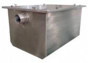 Interceptor de grasa lavadero  en acero stck