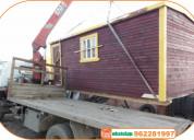 Caseta modulo prefabricadas deposito almacen