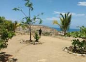 Vendo casa de playa amoblada mas terreno de 2 mil