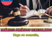 Documentos necesarios para emigrar desde venezuela