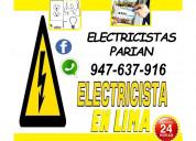 electricista cercado de lima
