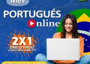 clases de portuguÉs en lima online