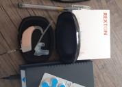 Audífonos medicados sordera rexton