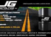 Pegamento asfaltico rc-250 asfalto liquido