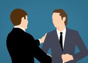 Practicante comercial y ventas en casa (ing.ind)