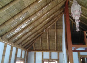 Vendo casa de playa amoblada, norte de peru