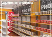 MDM Luces & Estructuras S.A.C.