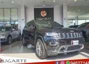 Jeep grand cherokee limited 2020 12147 kms