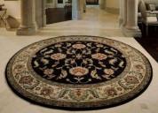 Tapizón, alfombras, ribetes, cintas, latéx, flecos