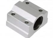 Rodamiento lineal sc12uu de 12mm para cnc impresor