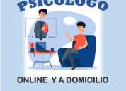 PsicÓlogo online y a domicilio,arequipa, 937423180