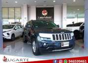 Jeep grand cherokee limited 2012 75012 kms